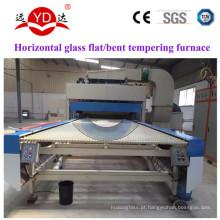 Fornalha de vidro temperado de produção contínua para venda