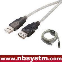 Câble de répéteur d'extension USB 2.0 Active 5 mètres