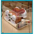 Présentoir acrylique transparent pour ménage
