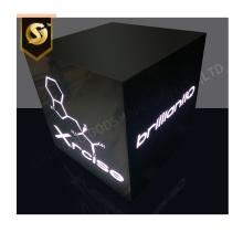 Benutzerdefinierte LED-Panel Zeichen aushöhlen Buchstaben Box