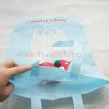 Blue Non-woven Santa Claus Hand Bag Shopping Bag