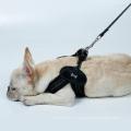 Chine fournisseur en gros mesh sangle poitrine avec corde de traction pour chien
