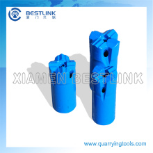 Granite Drilling Small Hole Little Taper Type Cross Bits
