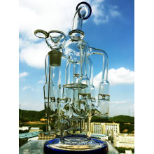 Hbkinghoney 16inch 60 Diameter 5thickness Bigger Honeycomb Birdcage Shower Glass Smoking Water Pipes