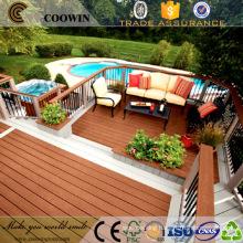 free sample solid WPC decking flooring engineered wood floor wood plastic composite floor