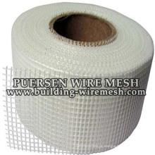 E-Tipo do fio do vidro e materiais da isolação térmica Aplicação malha do vidro de fibra