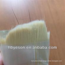 tapered paint brush wire/brush wire taper/monofilament brush wire