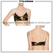 OEM Venta al por mayor Fitness Adjustable Clothing Cheap Wholesale Sports Bra