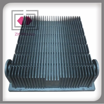 High-power LED floodlight cast aluminum housing