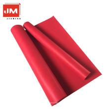 Mobiliário embalagem agulha soco estofamento malervlies tapete vermelho