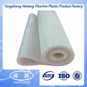 Transparent Silicon Rubber Sheet