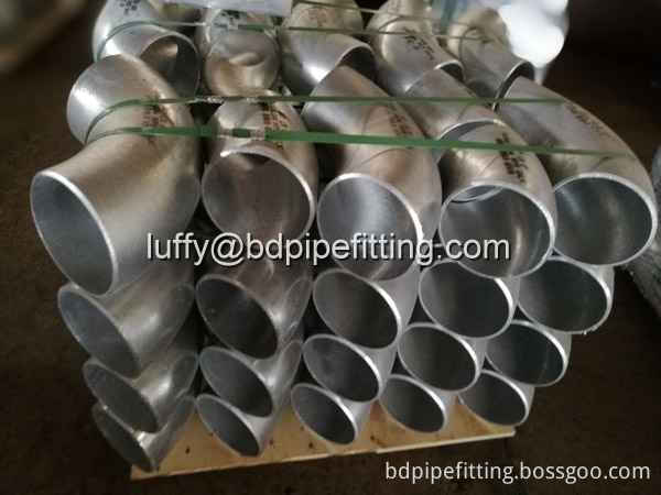 Galvanized pipe fitting (12)