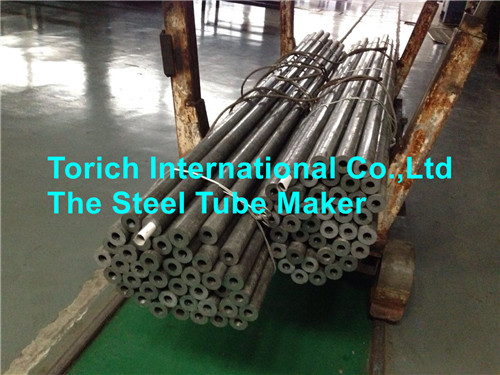 High Precision Steel Tube ASTM A519 Seamless Steel Pipe for Machining