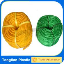 3 cordes 25mm vert meilleur nylon corde pp danline corde