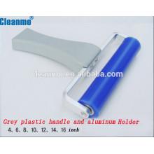 Контроль пыли и эффективной очистки ролик геля кремнезема