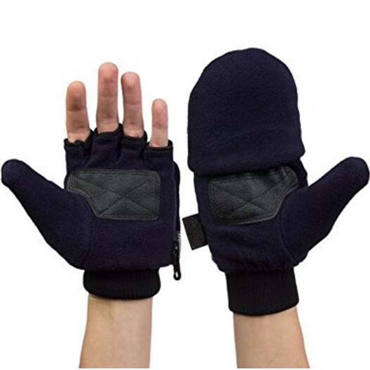 Adjustable Fleece Gloves