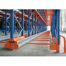 Warehouse Radio Shuttle Rack System