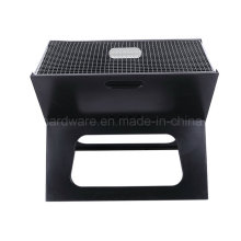 Folding Grill/X-Style Charcoal BBQ Grill (SE987)