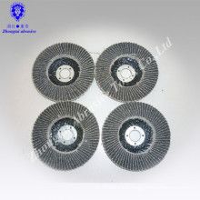 4.5 inch Flexible abrasive disc Flap disc for weld,edge burr polishing and grinding