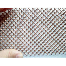 Aluminium Woven Wire Fabric Coil Draperies for Room Divider
