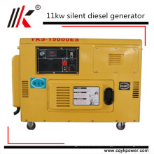 11kw 12kw 15kva Deutz silent mobile diesel 1kv generator electric