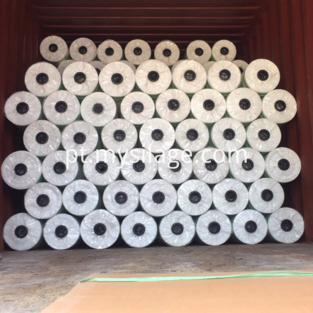round roll grass packing net