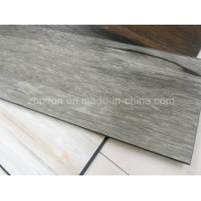 Wood Grain Click Vinyl Sheet Flooring