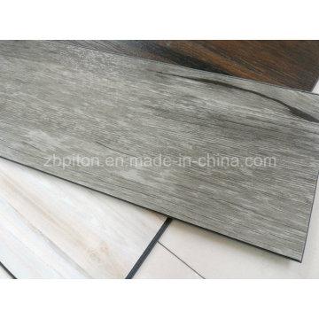 Wood Grain Click Vinyl Sheet Flooring