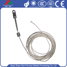 Hot sale heating resistance tungsten wire rope