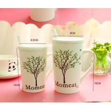 Big Capacity Ceramic Mug Porcelain Cup