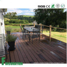 High Quality Durable and Waterproof WPC Wood Plastic Composite Flooring