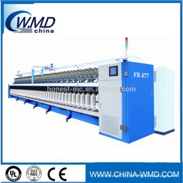 fabricante personalizado máquinas de hilo de extremo de poen línea de producción de hilado de hilo de lana