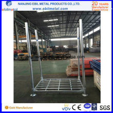 Hot-DIP Galvanized Round Tube Steel Pallet (EBILMETAL-SP)