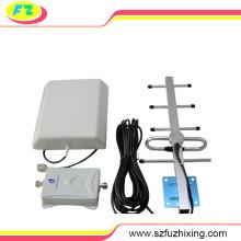 Встроенный 65дБ усиление GSM / 3G 850МГц мобильных репитеров сигнала