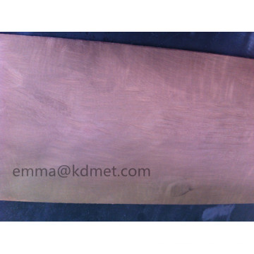 Wcu Sheet/Copper Tungsten Sheet/ Heat Sink Sheet/Copper Tungsten Plate