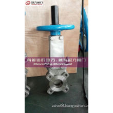 Lug Type As2129 Table D Knife Gate Valve