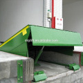 Stationary hydraulic electric wheel chair ramp for sale