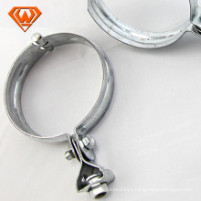 electrical conduit galvanized steel pipe clamps