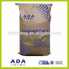 aluminium hydroxide uses