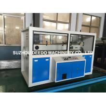 Transportar la máquina para la extrusora de tubos de plástico