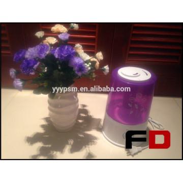 molde de injeção plástica do escudo de superfície do umidificador dos dispositivos