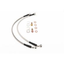 línea de la manguera del freno de disco de la resistencia térmica 65m m Accesorios convexos del coche de la boca