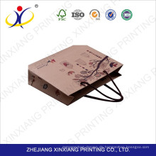 Fabrik-Verkauf alle Entwürfe Kraftpapier-Beutel-Hersteller in Malaysia, Kleiderpapiertasche