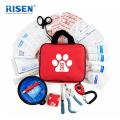 Acessórios essenciais para kit de primeiros socorros para animais de estimação