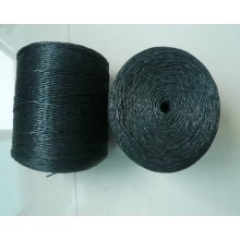 Black 100% PP Split Film Yarn