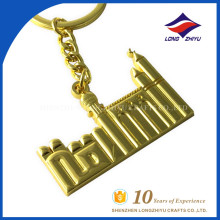 High quality metal key chain wholesale character keychain made in China