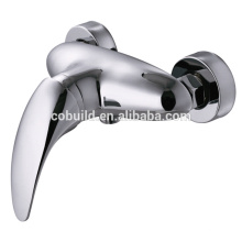 KTM-10 newest bathtub accessories face mounted shower faucet, toilet bath solid brass chrome plated face mounted shower faucet