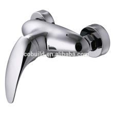 KTM-10 acessórios de banheira mais novos torneira de chuveiro montada no rosto, banheiro, banho, latão sólido, cromado, face, montado, chuveiro, faucet