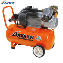 cheap small 220V 3hp 50L electric portable piston type air compressor for sale