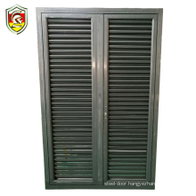 Bahamas style commercial building powder coated aluminium alloy louver blade adjustable exterior shutters
